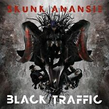 SKUNK ANANSIE - BLACK TRAFFIC - LP VINYL + CD NEW SEALED 2012
