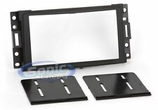 Scosche GM1595B Double DIN Installation Dash Kit for Select 2000-13 GM Vehicles