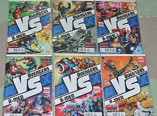[Marvel Comics] AvX: vs. - #1-6 (6 issues) NM Bagged/Boarded