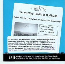 (EL803) The Melodic, On My Way - 2013 DJ CD