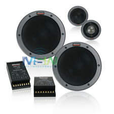 "*NEW* DYNAUDIO ESOTEC SYSTEM 242 GT 6-1/2"""" 2-Way COMPONENT SPEAKER SYSTEM 242GT"