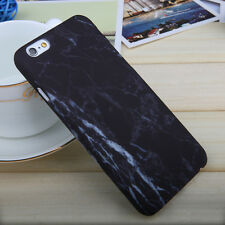 Hard Printed Marble Granite Texture Glossy Case Cover For Apple iPhone 6 6S Plus