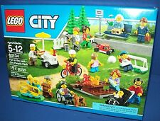 Lego 60134 CITY FUN in the PARK~CITY PEOPLE PACK NIB Sealed