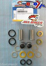 Suzuki RMX450 RMZ250 RMZ450 2007 - 2013 All Balls Swingarm Bearing & Seal Kit