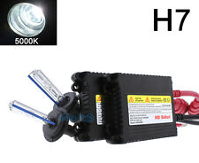 Xenon H7 5000K 5K Pure White HID Lights Bulbs Conversion Kit For VW Passat B6