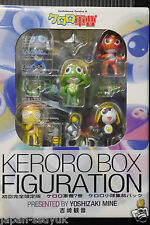 Sgt. Frog Keroro Gunso manga 7 Limited edition w/Figure