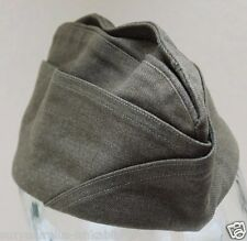 WWII US Army wool Overseas Hat Cap 6 5/8 or 52 cm each H1749
