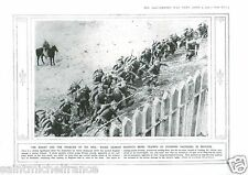 Soldiers Pickelhaube Pioneer India Cavalry Verdun WWI France 14 18 PLANCHE 1916