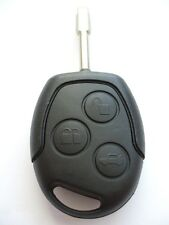 REFURBISHMENT KIT FOR FORD FOCUS MONDEO REMOTE KEY CASE FOB SHELL 3 BUTTON TIBBE