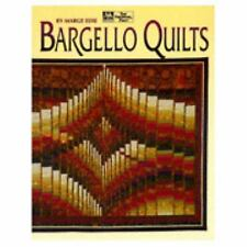 Bargello Quilts by Marge Edie (1994, Paperback) basic & advanced patterns