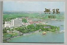 WUXI, CHINA - WALLET OF 12 DIFFERENT POSTCARDS