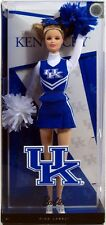 BARBIE COLLECTOR UNIVERSITY OF KENTUCKY DOLL 2012 Mattel NEW Pink Label Wildcats