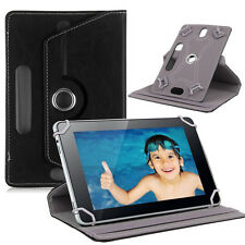 ROTATING 360° PU LEATHER FLIP STAND COVER for ★ Zync z900 Plus Tablet ★