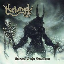 Nocturnal - Arrival of the Carnivore CD Black Thrash Metal