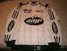 Dale Earnhardt Jr #88 AMP Chase National Guard Nascar Racing Jacket XL READ