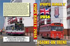 2862. POPS Bus Rally. UK. Buses. May 2014. A new home for the POPS bus rally in