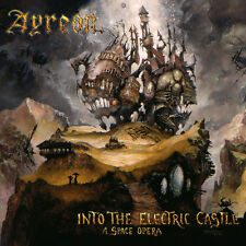 Into The Electric Castle - Ayreon (2017, CD NEUF)2 DISC SET