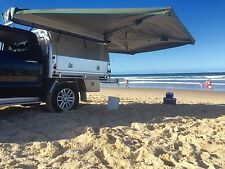 30 Second Wing Awning - Driver Side for Camping 4x4 4WD - No poles required