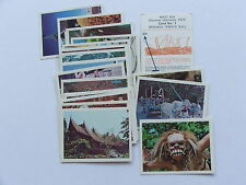 Weet Bix Discover Indonesia set of 20 cards 1975 (all cards are 20c overprint)