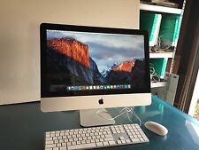 "Apple 27"" iMac (MB952LL 2009) 3.06GHz Core 2 Duo 1TB HD 4GB RAM OS X El Capitan"