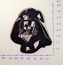 Star Wars Darth Vader Iron On/Sew On Patch/Badge Embroidered Fancy Dress #24