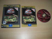 Jurassic park operation genesis pc cd rom bs-envoi rapide