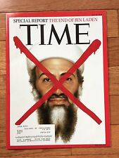 TIME Magazine May 20, 2011 OSAMA BIN LADEN Killed