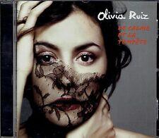 CD - OLIVIA RUIZ - Le Calme Et La Tempete