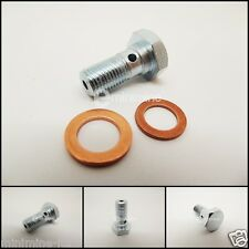 Classic Mini Clutch & Brake Banjo Bolt Kit C5192A verto flexi pipe austin morris