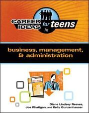 Career Ideas for Teens in Business, Management, & Administration-ExLibrary