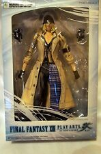 "FINAL FANTASY XIII SNOW VILLIERS 9"" ACTION FIGURE"