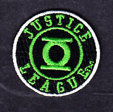 GREEN LANTERN-JUSTICE LEAGUE PATCH-DC COMICS- Iron On  Patch/TV, Movie,Cartoons,
