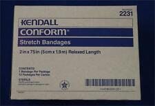 Kendall Stretch Bandage 2 Inch x 75 Inch