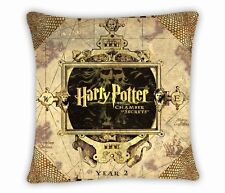 New Harry Potter The Chamber of Secrets Pillow Case Pillow Cushion Cover Bed