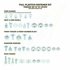 Yamaha YZ  BOLT FITTING KIT YZ 125 - 250 02 - 14