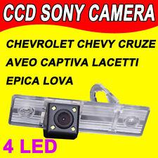 Sony CCD Chevrolet cruze captiva lova aveo epica matiz hhr lacetti car camera HD