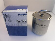 Mercedes C / M Class C270 2.7 CDI Fuel Filter 1999-2005 *GENUINE MAHLE OE KL179*