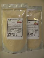 ACEROLA powder berry fruit 32oz 2lb Vita C, antiox, better skin, immune system +