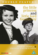 DVD:THE LITTLE PRINCESS AND LITTLE LORD FAUNTLEROY - NEW Region 2 UK