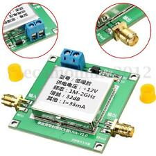 0.01-2000MHz 2Ghz 32dB LNA Broadband RF Low Noise Amplifier Module HF UHF VHF