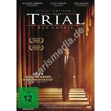 DVD: THE TRIAL - Das Urteil - *TOP-Film* *NEU*