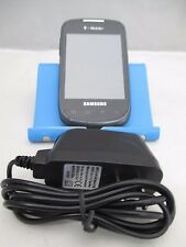 FAIR CONDITION T-MOBILE SAMSUNG DART SGH-T499 TOUCH CHARCOAL GRAY GSM FAST SHIP