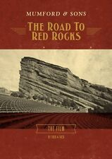 Mumford and Sons: The Road to Red Rocks (2013, REGION 1 DVD New)