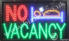 QUALITY FLASHING VACANCY hotel led new shop signs