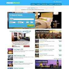 Fully Automated HOTEL, FLIGHT & CAR RENTAL WebSite
