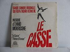 BO Film OST Le casse ENNIO MORRICONE 2C006 92899