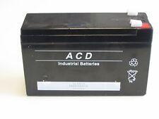 Batterie 12v pour Onduleur MGE Pulsar ellipse 500 USBS BS / IEC
