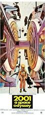 2001 A Space Odyssey POSTER Stanley Kubrick Sci Fi Classic Keir Dullea HAL 9000
