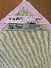 New Norwex Basic Package - Graphite Envirocloth and Purple Window Cloth - New