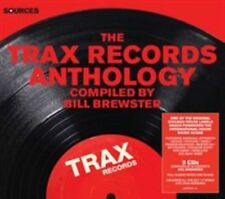 Trax Records Anthology by Various Artists (CD, Dec-2015, 3 Discs, Harmless (UK))